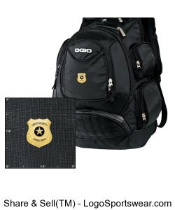 OGIO® - Metro Backpack Design Zoom