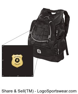 GSC Back Pack 2 Design Zoom